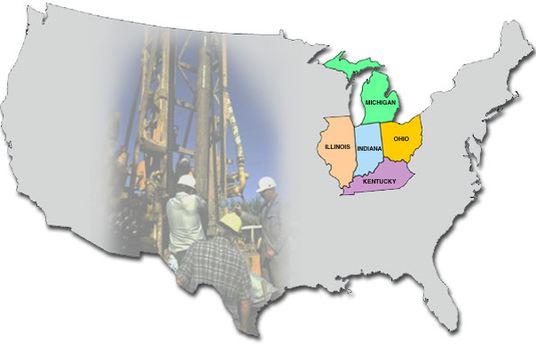DNR Licensed Water Well Drilling Contractors