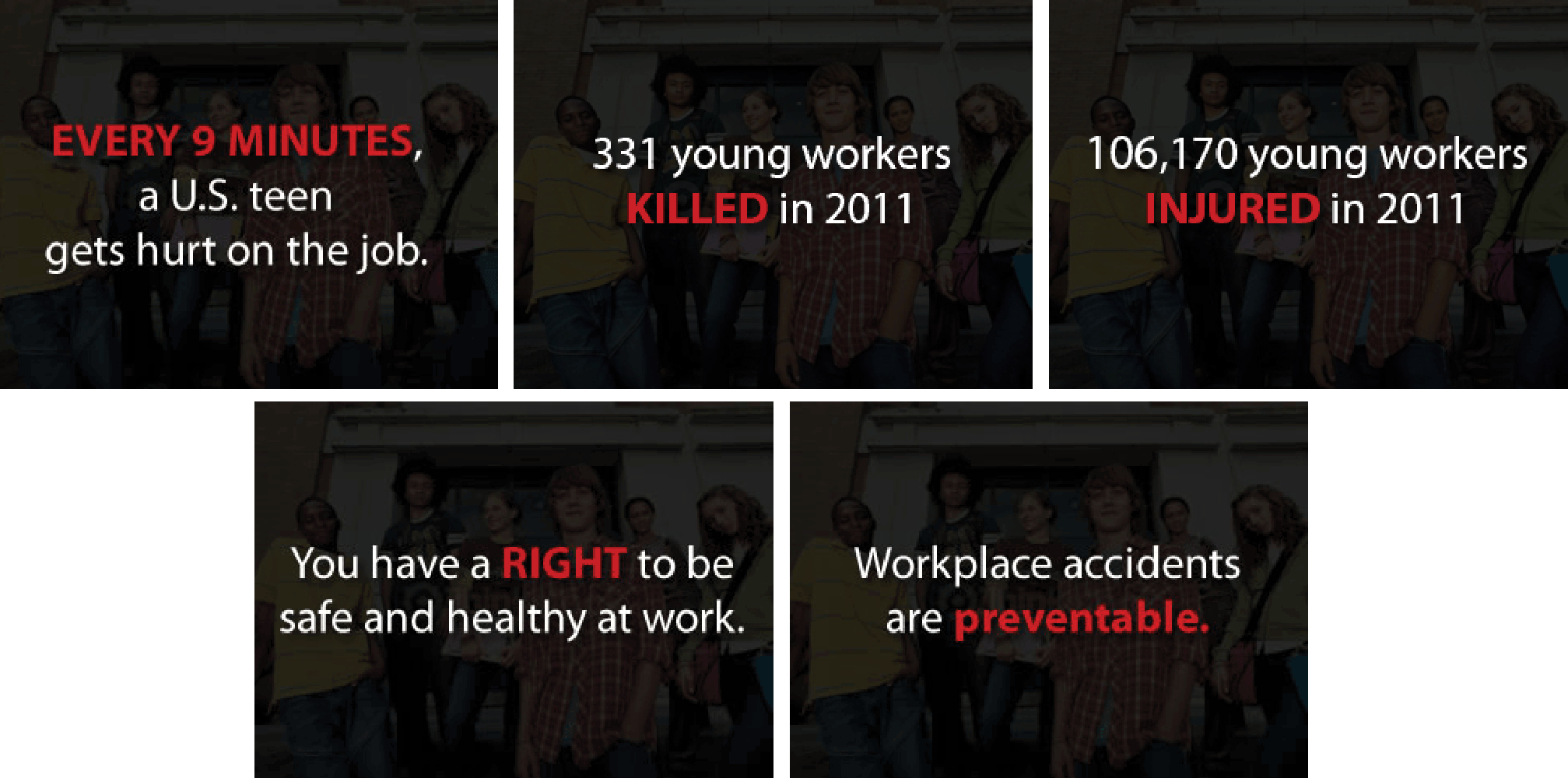 dol teen worker safety thousands more teen workers were involved workplace accidents that resulted serious and severe injuries