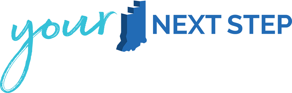 YourNextStepIN.org Website Logo