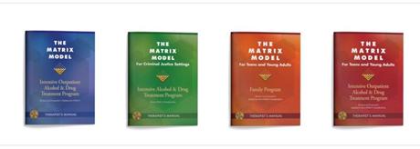 Image of The Matrix Model books