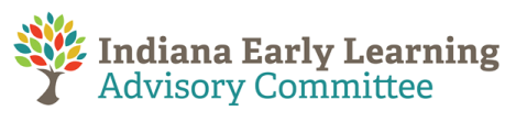 Indiana Early Learning Advisory Committee logo