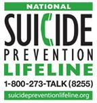 Suicide Prevention Lifeline Logo