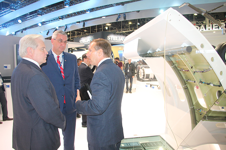 Governor Eric J. Holcomb: Europe 2017