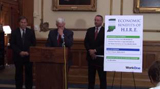 Governor Pence Announces 1 year of DWD HIRE Program