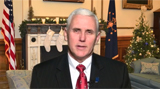 Governor Pence Wishes Hoosiers a Merry Christmas