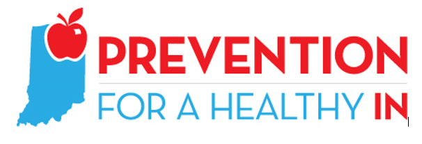 Prevention for a Healthy Indiana logo