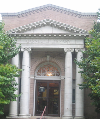 The building now serves as the Attica Public Library.