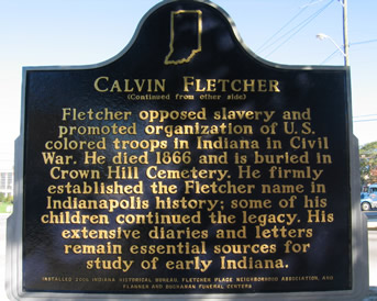 Side 2 of the marker.