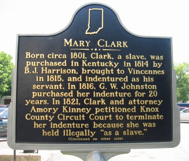 Mary Clark Side One