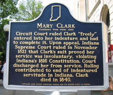 Mary Clark Side Two