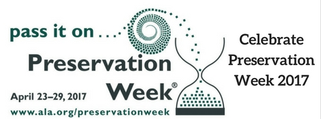 Preservation Week Road Show 2017