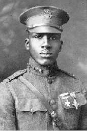 African-American Veteran
