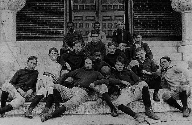 Home Football Team, 1896