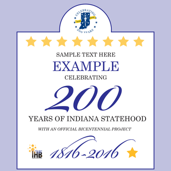 Bicentennial Sign Initiative