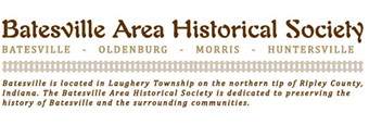 Batesville Area Historical Society
