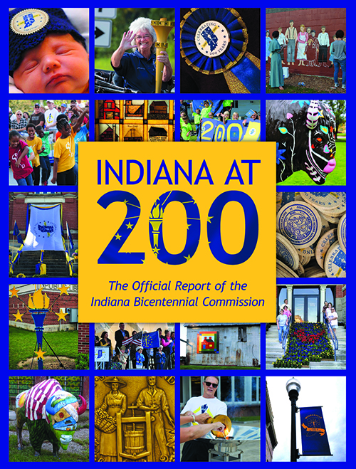 Indiana at 200 Final Report Cover Photo
