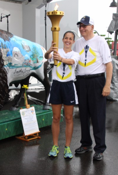 Jennings County Torch Relay