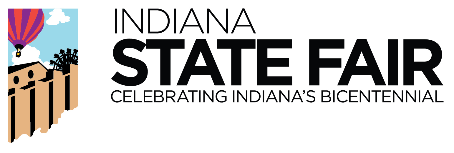 Indiana State Fair 2016 Logo