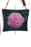 Indiana Elements Photo Art Bag - State Flower Peony