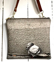 Indiana Elements Photo Art Bag - Monument Pigeon