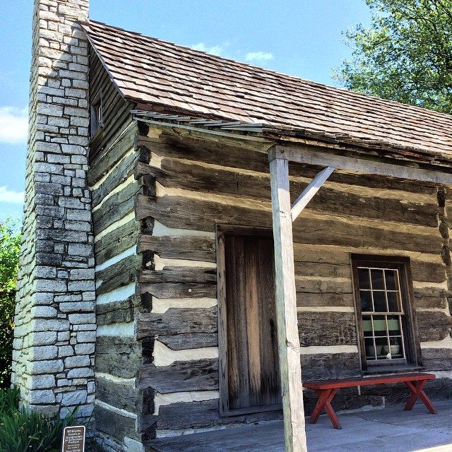 Johnson County Log Cabin