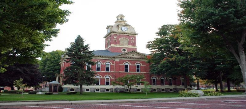 LaGrange County Courthouse