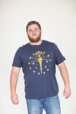 Torch and Stars Tee USI