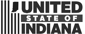 United State of Indiana Horizontal