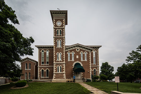 Jennings County Courthouse