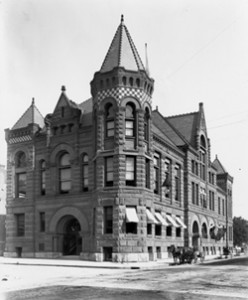 Fort Wayne City Hall Building, c. 1901