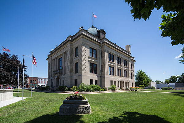 Owen County Courthouse