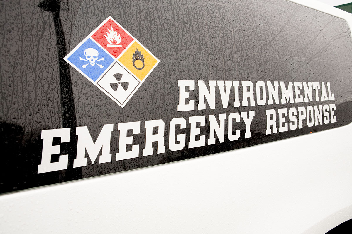 Report Environmental Emergencies