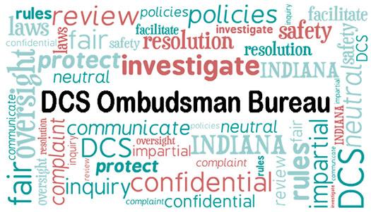 IDOA: DCS Ombudsman Bureau