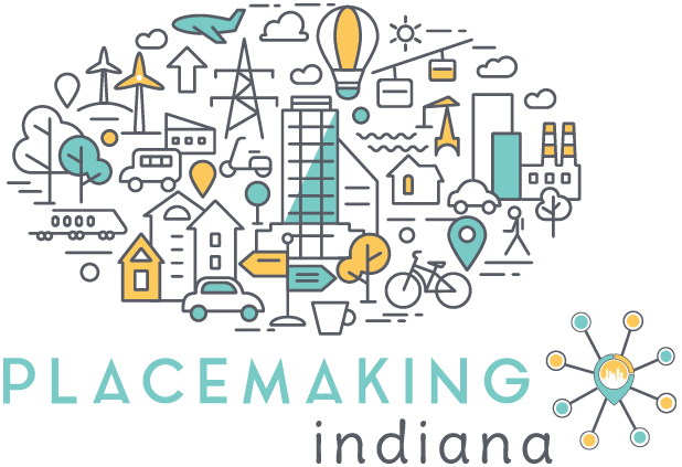 Placemaking Indiana Logo