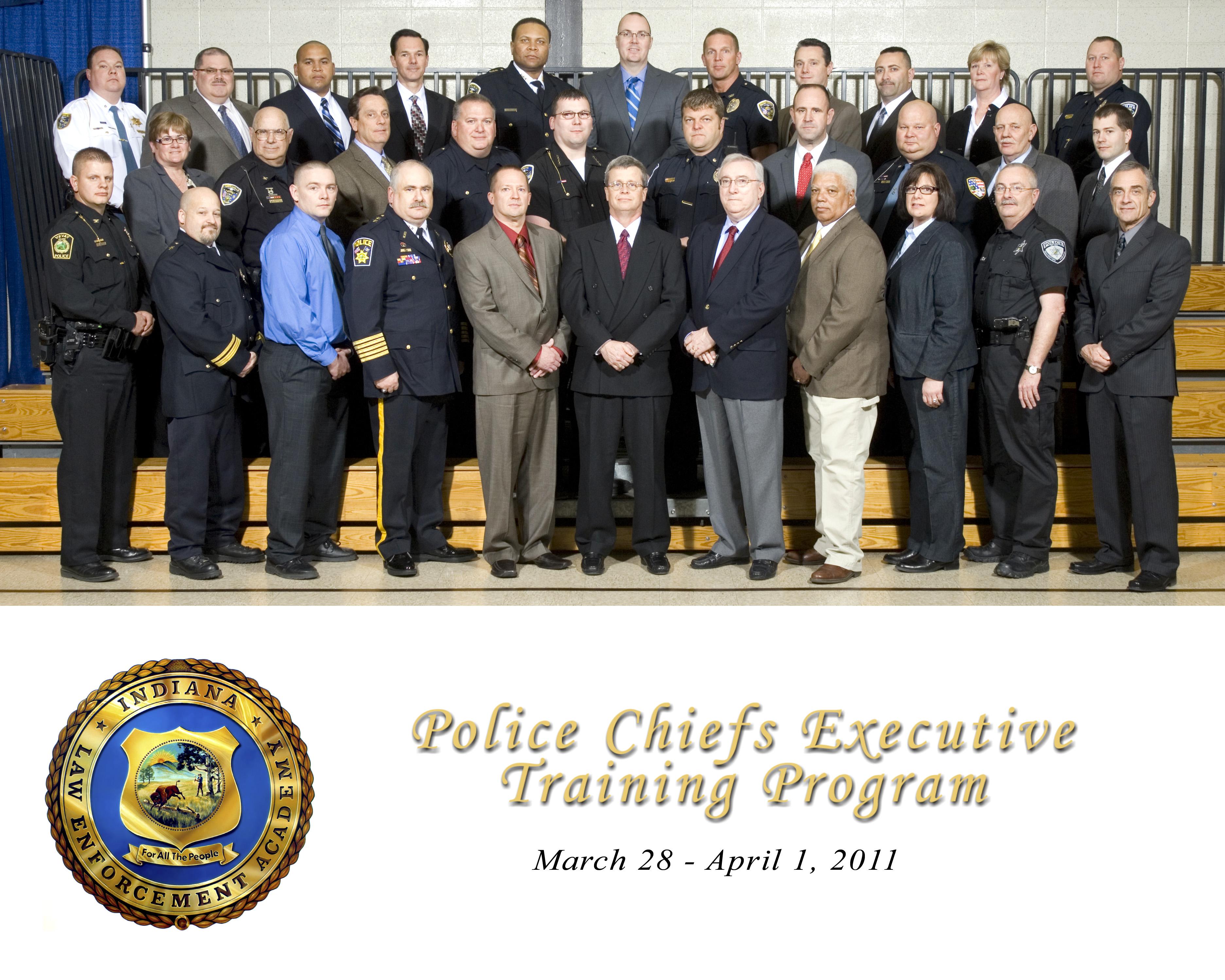 Ilea Police Chief Executive Training