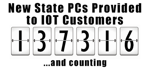 State PC counter