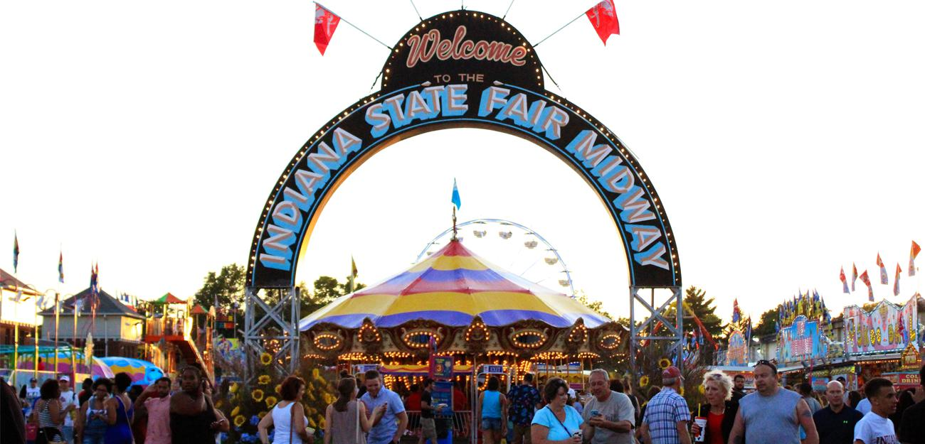 Image result for indiana state fair