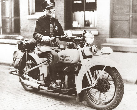 1930 Motorcycle