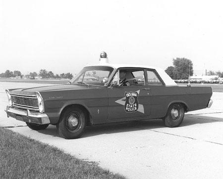 Isp Indiana State Police Transportation