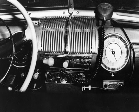 1946 Ford Dashboard