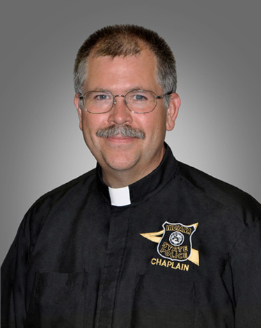 Chaplain Daniel K. Coffey