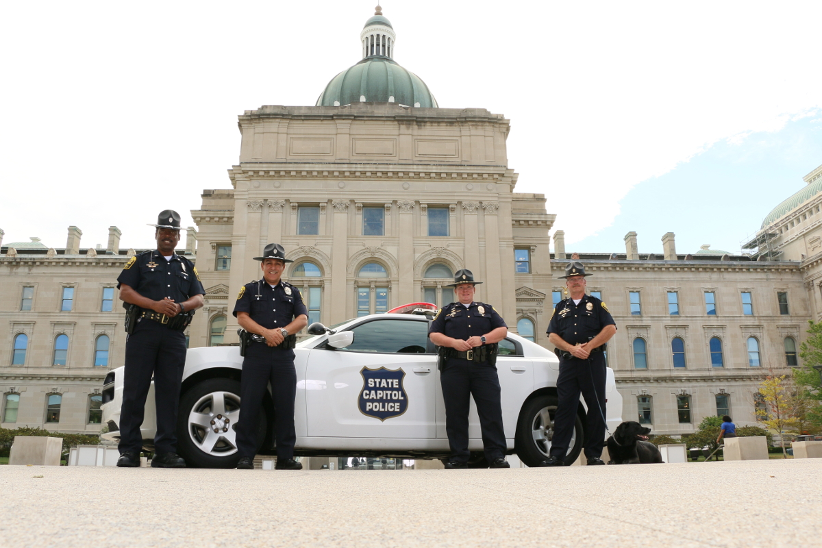 ISP: Capitol Police