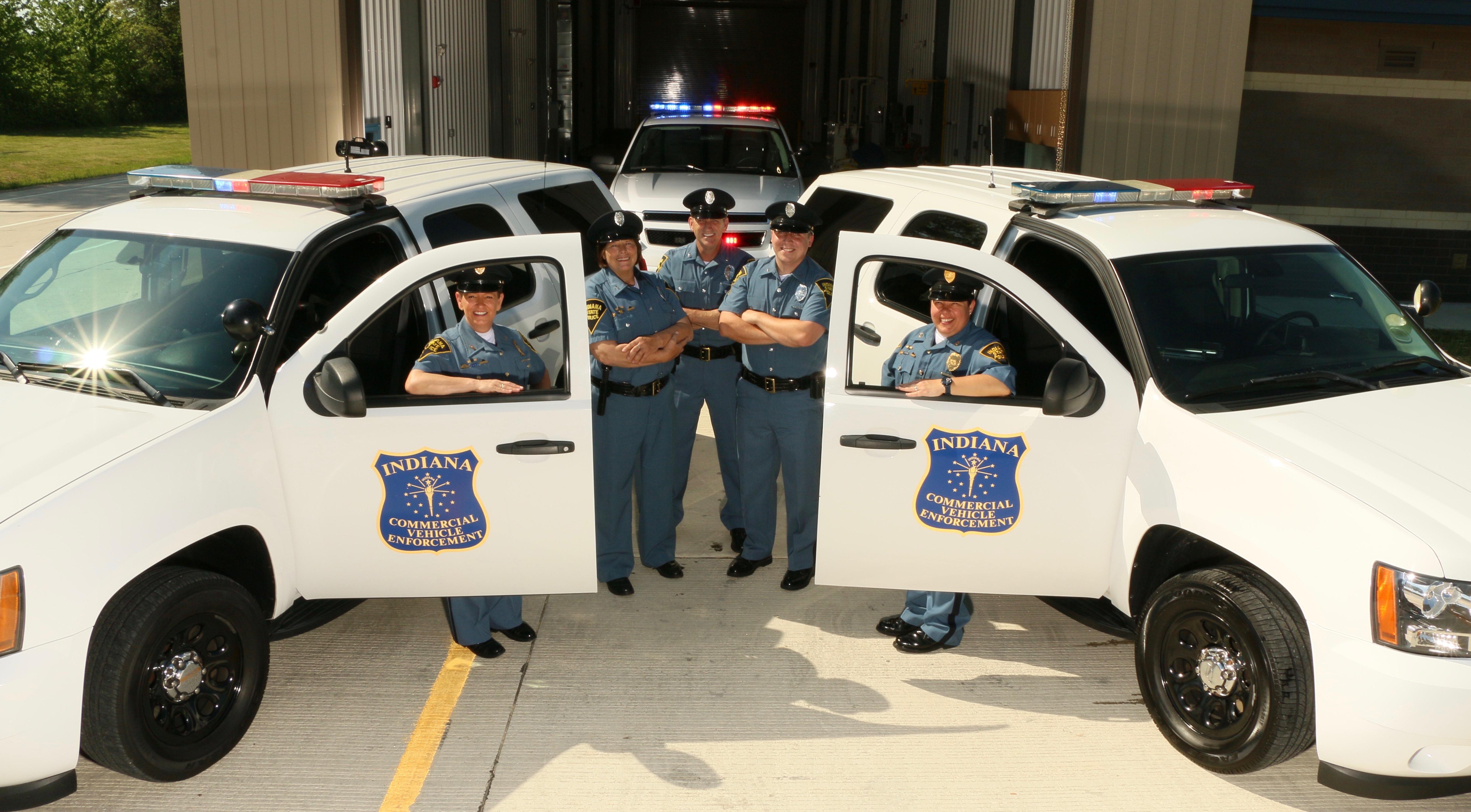 isp  motor carrier inspectors