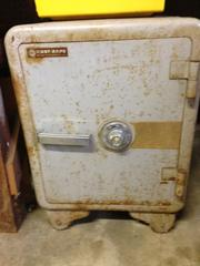 Similar safe to Lowell Badger's