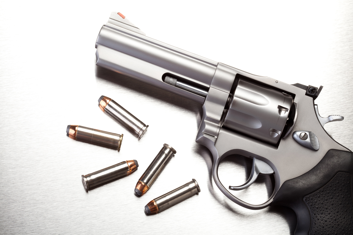 NEW! Firearms License Application Process