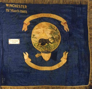 Winchester, 23rd of March, 1862
