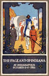 Pageant of Indiana program
