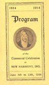 New Harmony program