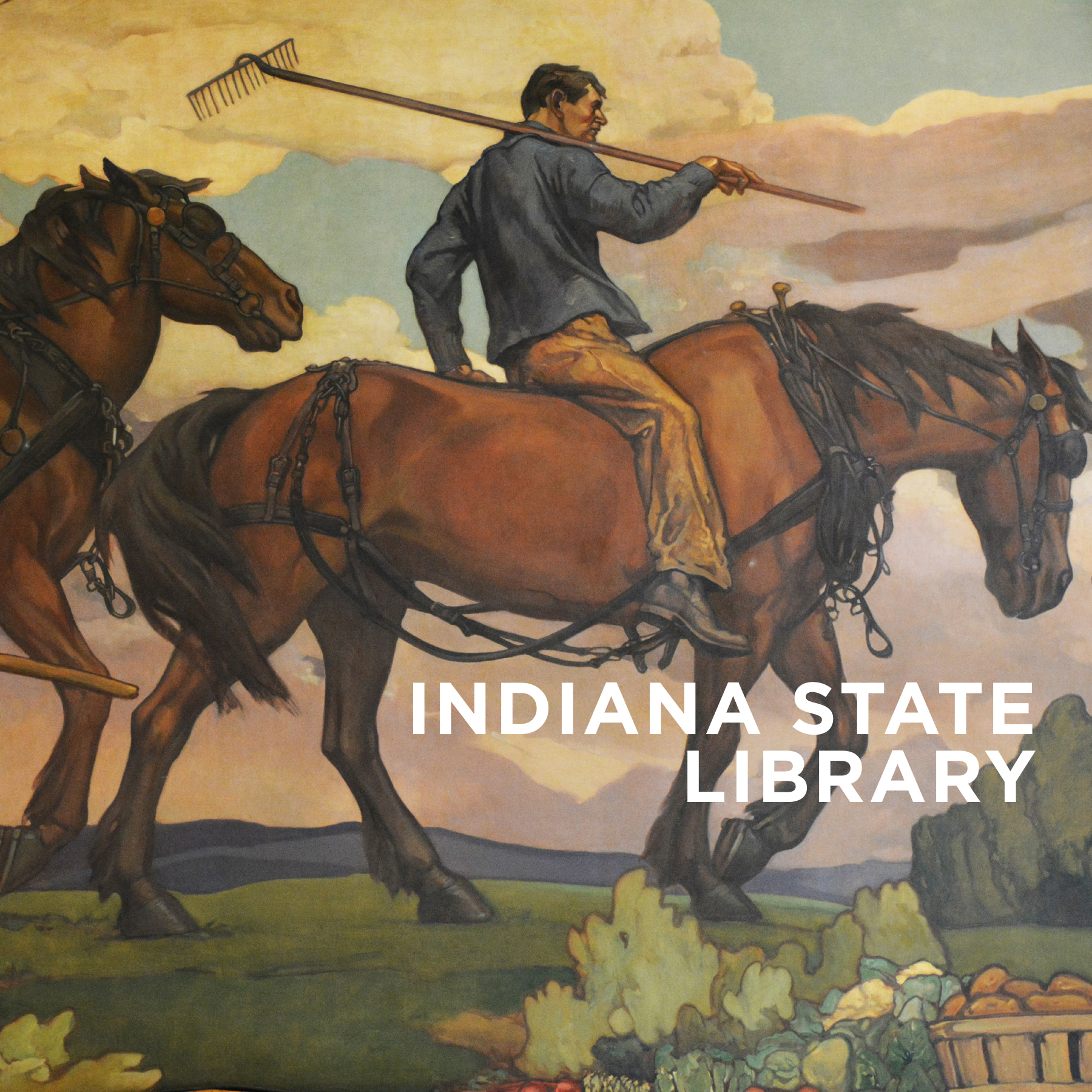 Indiana State Library (General) Brochure
