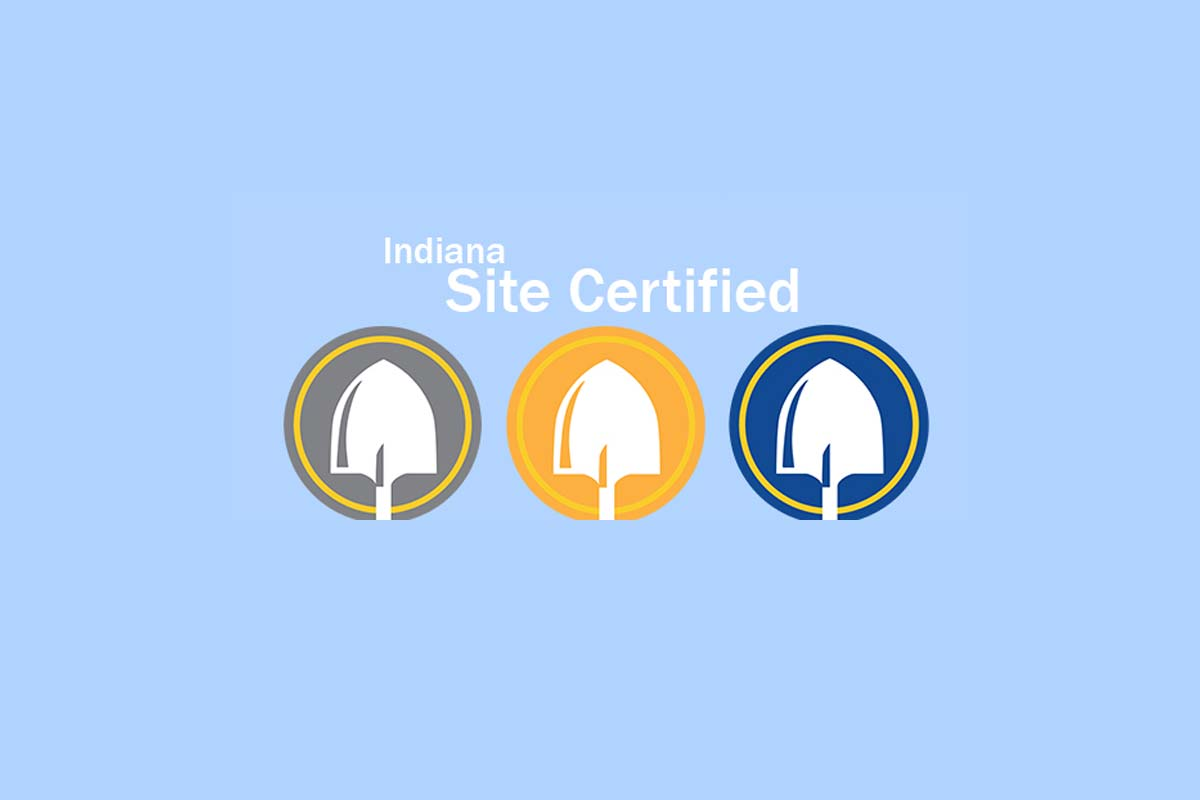 Indiana Site Certified